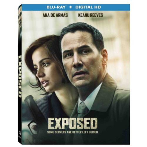 Exposed (Blu-ray   Digital HD) (With INSTAWATCH)