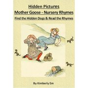 Spot The Dog: Hidden Pictures - Mother Goose Nursery Rhymes - eBook