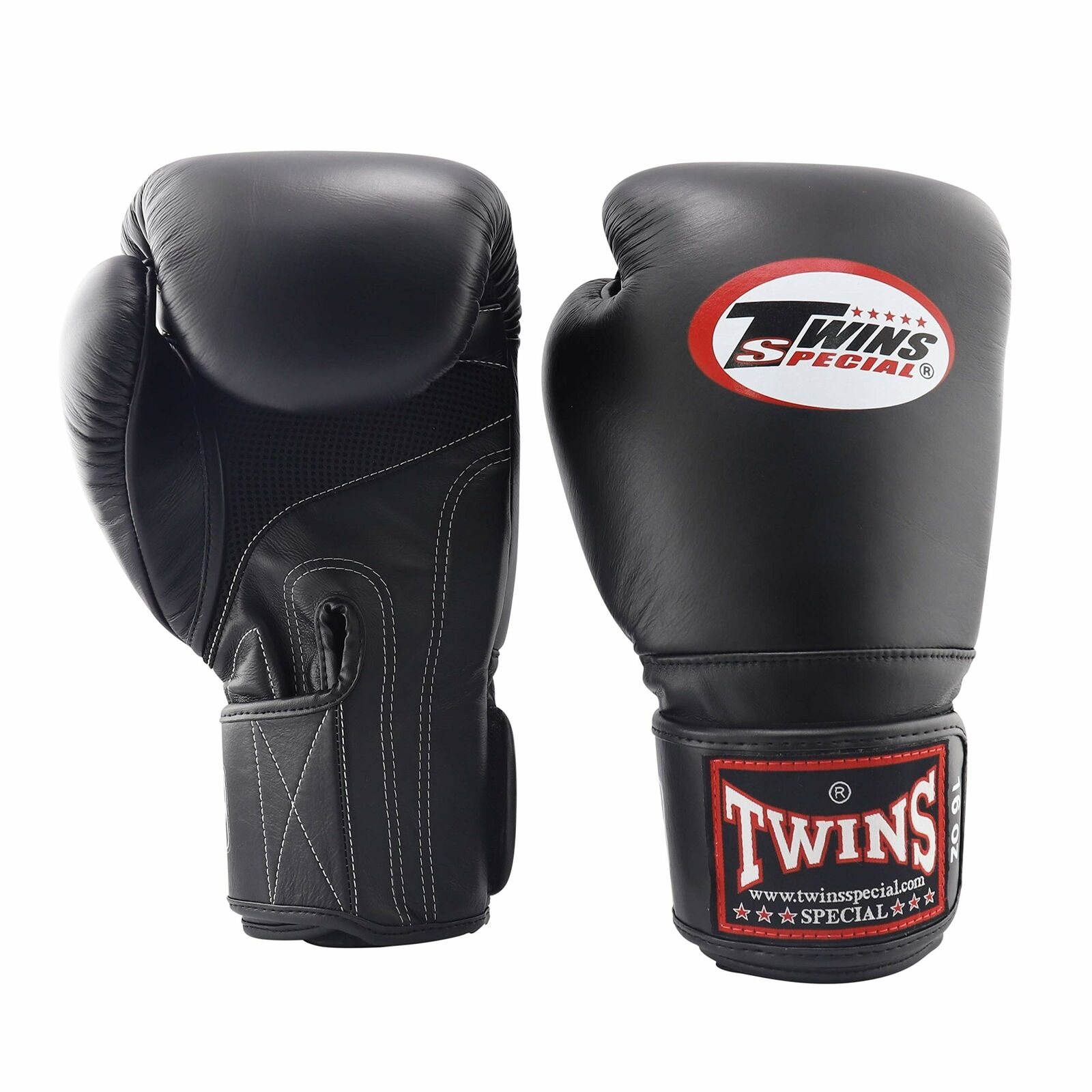 Details about  /Twins Air Flow White Boxing Gloves Muay Thai Sparring Gloves Kickboxing Gloves