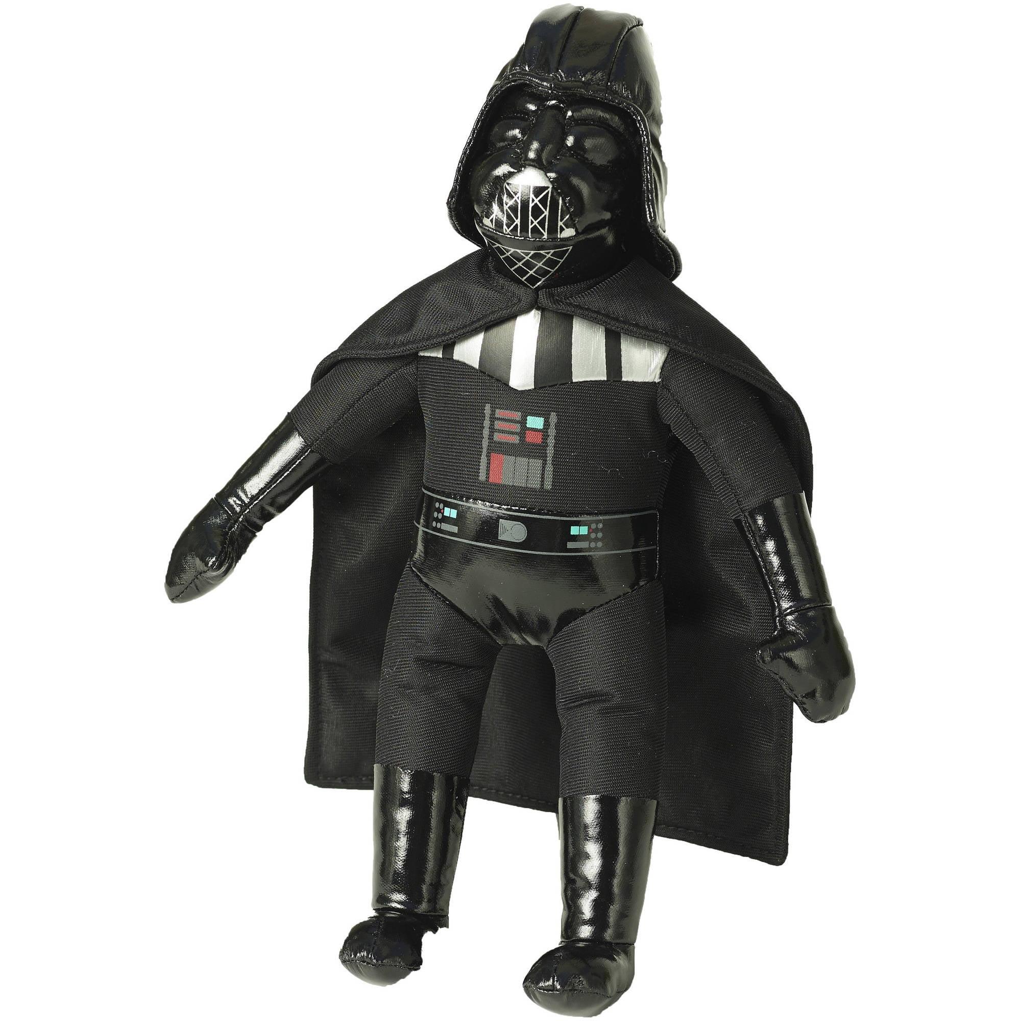 "Star Wars Zippered 12"" Plush, Darth Vader"