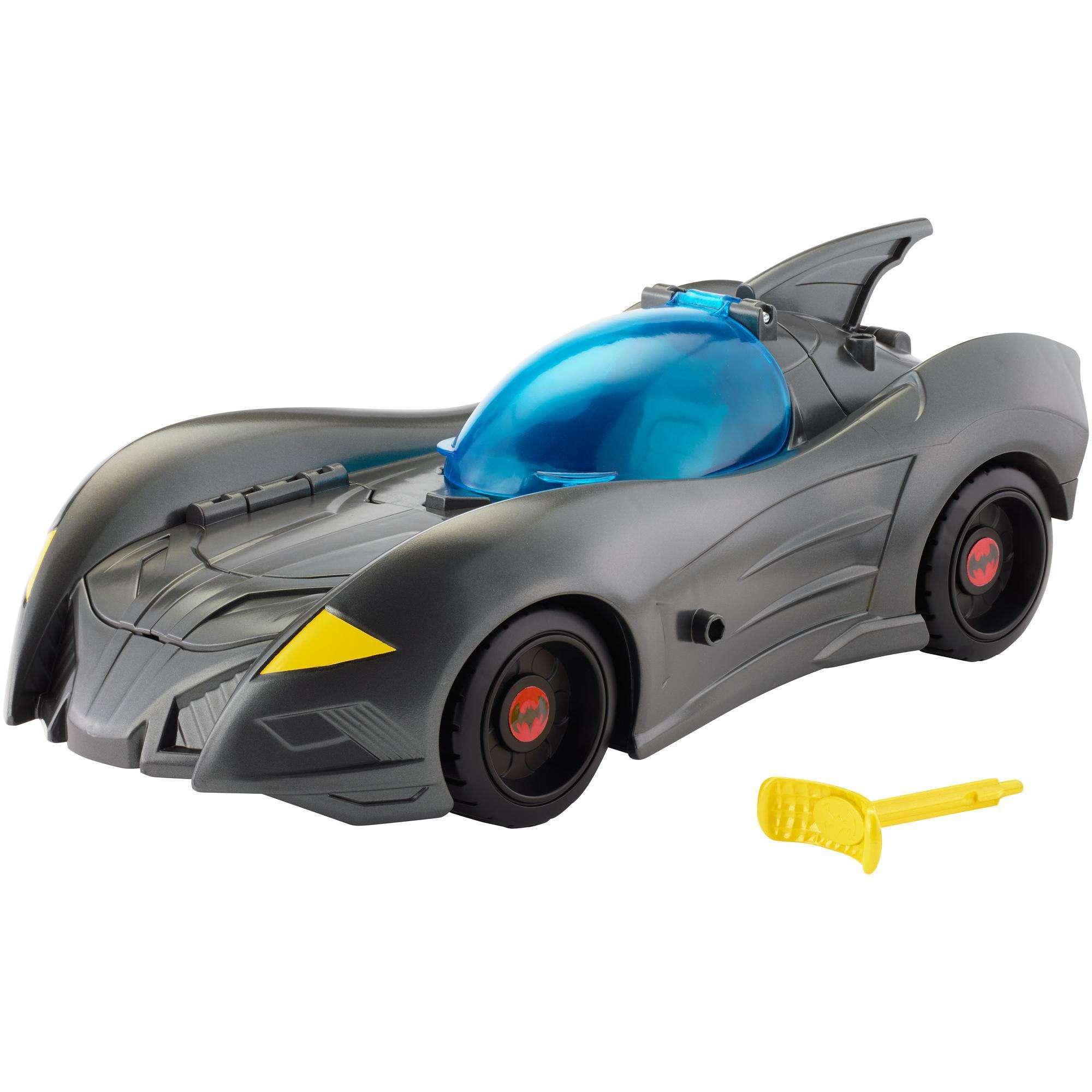Justice League Action Attack & Trap Batmobile Vehicle