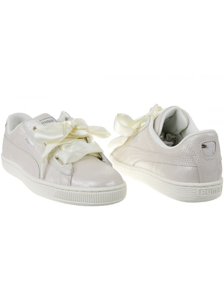 fe5607d04268 Puma Basket Heart Night Sky 364108-02 - Walmart.com