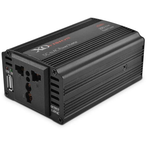 XO Vision 220W DC to AC Power Inverter
