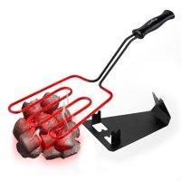 NutriChef PKCHALT5 - Electric Charcoal Lighter - BBQ Grill Starter