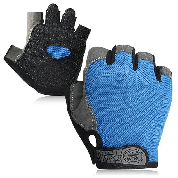 New Outdoor Sports Cycling Short Half Finger Gloves Fitness MTB Bike Gloves