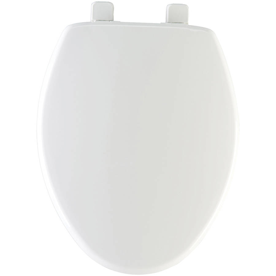 Mayfair Elongated Toilet Seat with Sta-Tite System by Generic
