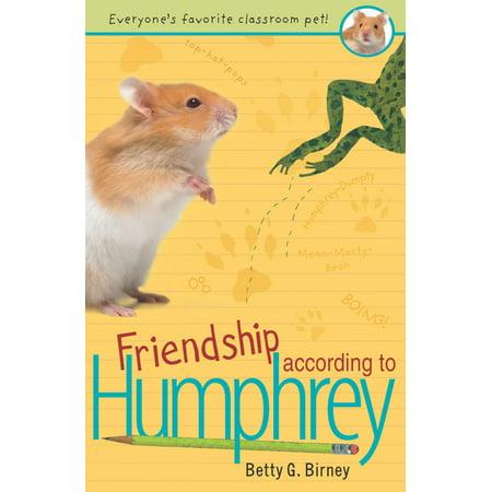 Friendship According to Humphrey (Summary Of The World According To Humphrey)
