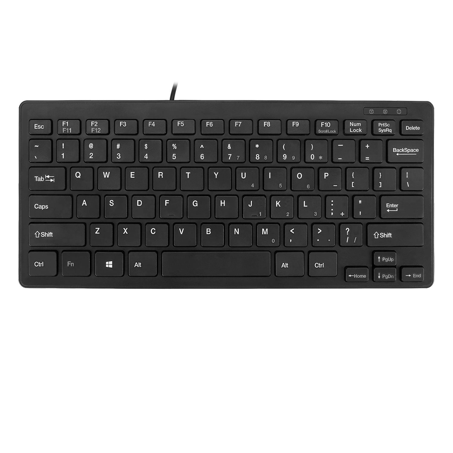 Adesso SlimTouch Mini Keyboard