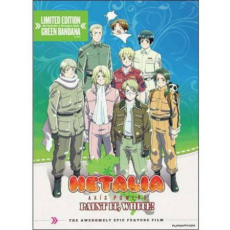 Hetalia Prussia Halloween (Hetalia - Paint it, White - The Movie (Limited)