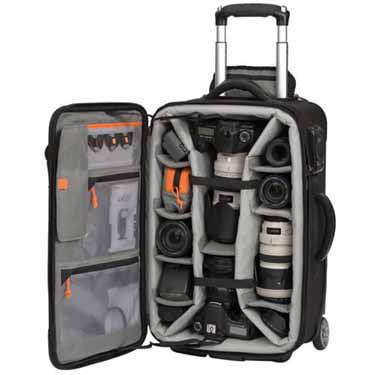 Lowepro Pro Roller X200 AW Case (Black) LP36698 by Lowepro