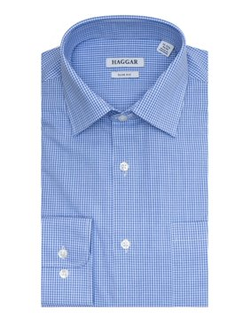 0e1c1076ee3 Product Image Haggar Men's Comfort Slim Fit Dress Shirt