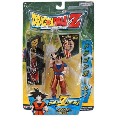 Dragon Ball Striking Z Fighters Goku Action Figure
