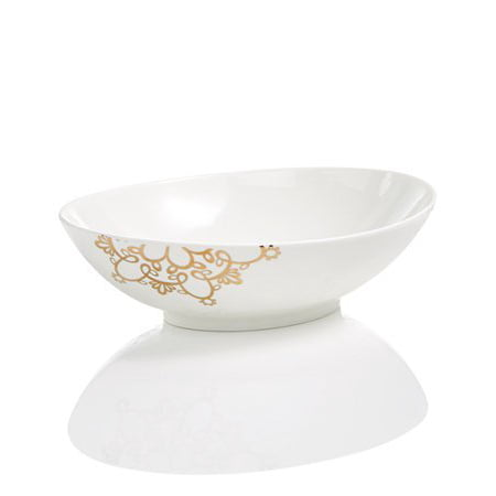 martha stewart collection winter white serve bowl - Halloween Ghost Cupcakes Martha Stewart