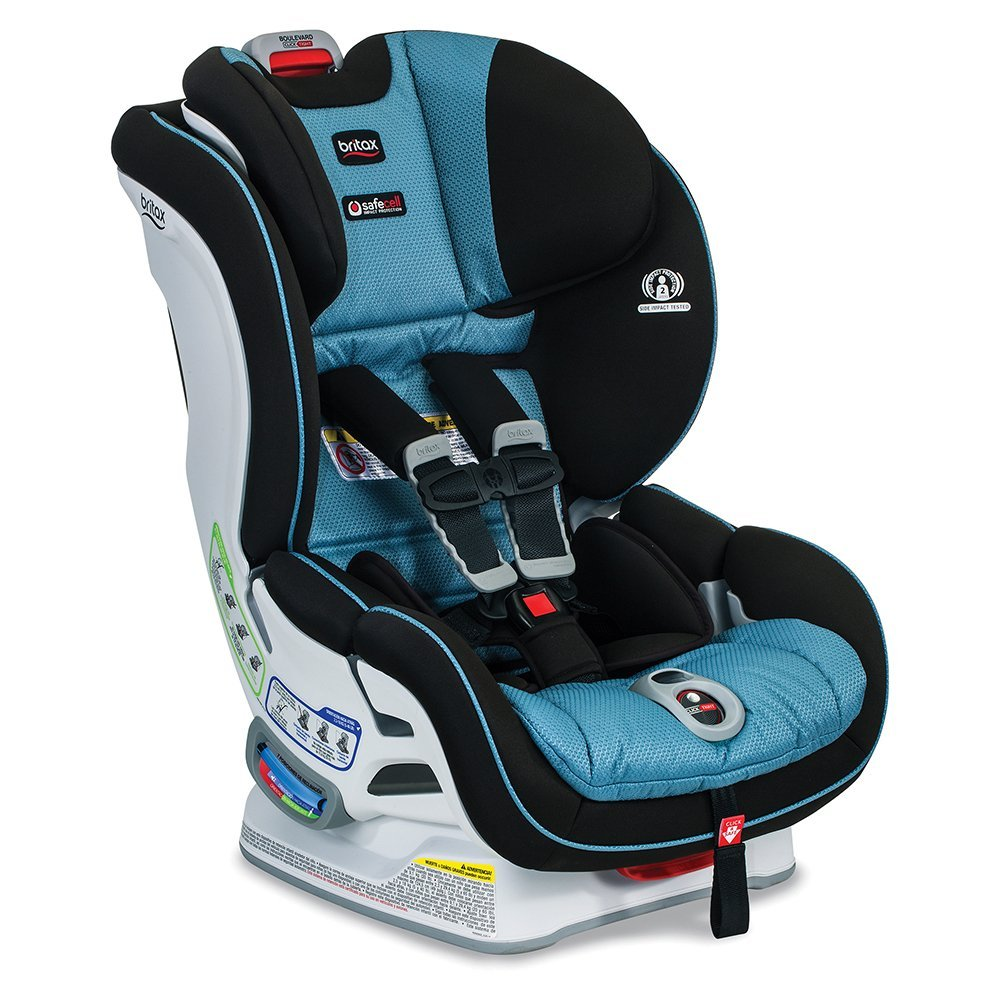 Britax Boulevard ClickTight Convertible Car Seat, Choose Your Color ...