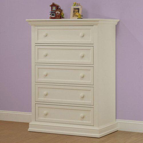 Lusso Nursery Century 5 Drawer Dresser by Lusso Nursery