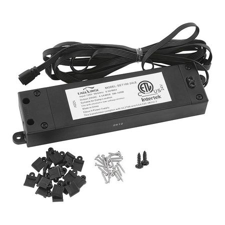 Progress Lighting P8683 Hide-a-Lite Zero Load LED Tape Light Transformer