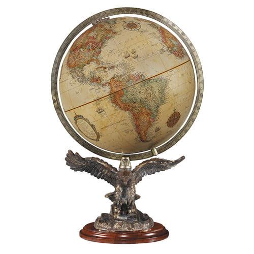 Replogle Globes Freedom Antique World Globe