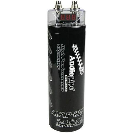 Audiopipe ACAP-200 0 Power -