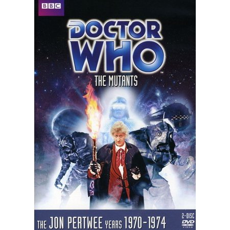 Doctor Who: Mutants - Episode 63 (DVD)