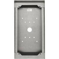 Image of Aiphone - SBX-DVF-P - Aiphone Stainless Steel Surface Mount Box - Polished Stainless Steel