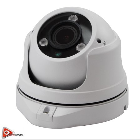Acelevel, 4-in-1 IR Dome Camera, White
