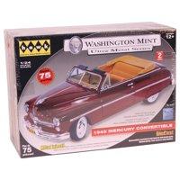 Hawk Washington Mint Ultra Metal Series 1949 Mercury Convertible Red