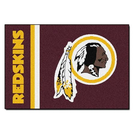 - FanMats NFL Washington Redskins Starter Mat
