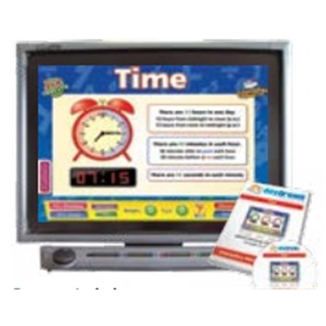 Daydream Education DD-MA-5-41 Time Interactive Software , Single User