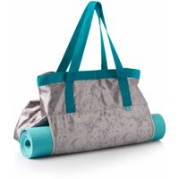 Lotus Yoga Tote and Mat