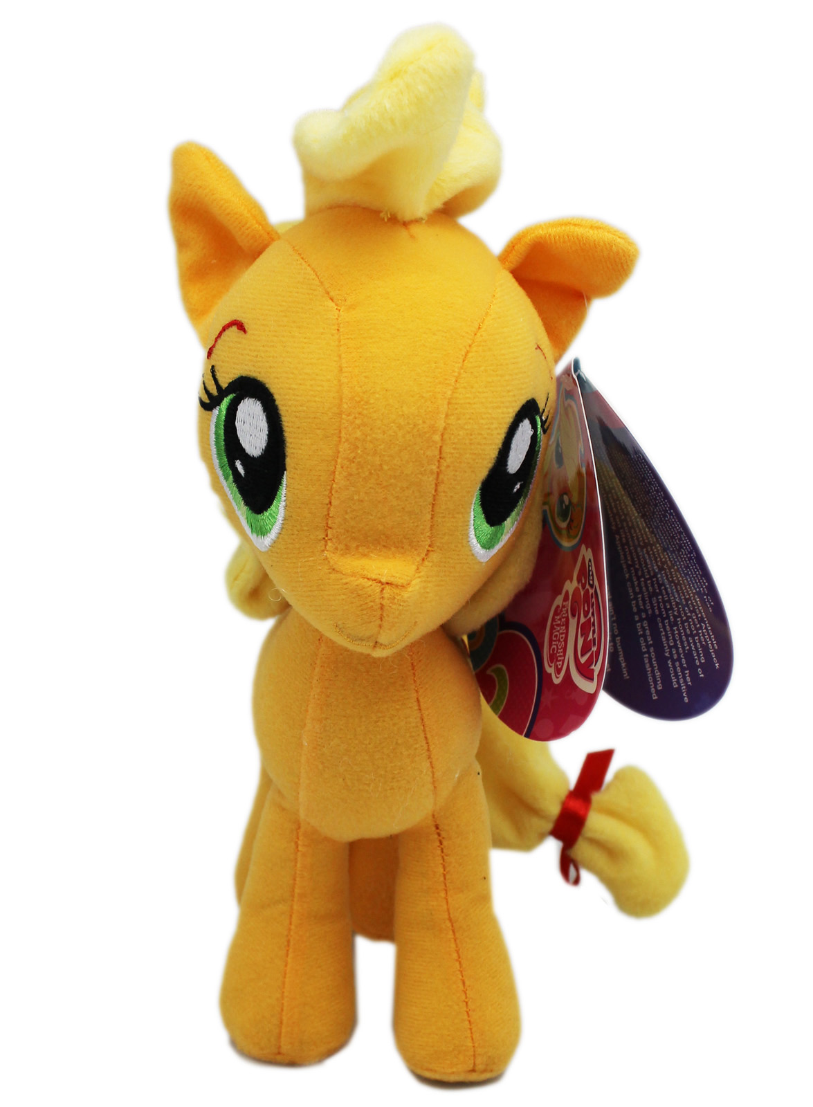 My Little Pony Friendship is Magic Applejack Plush Toy (8in) by