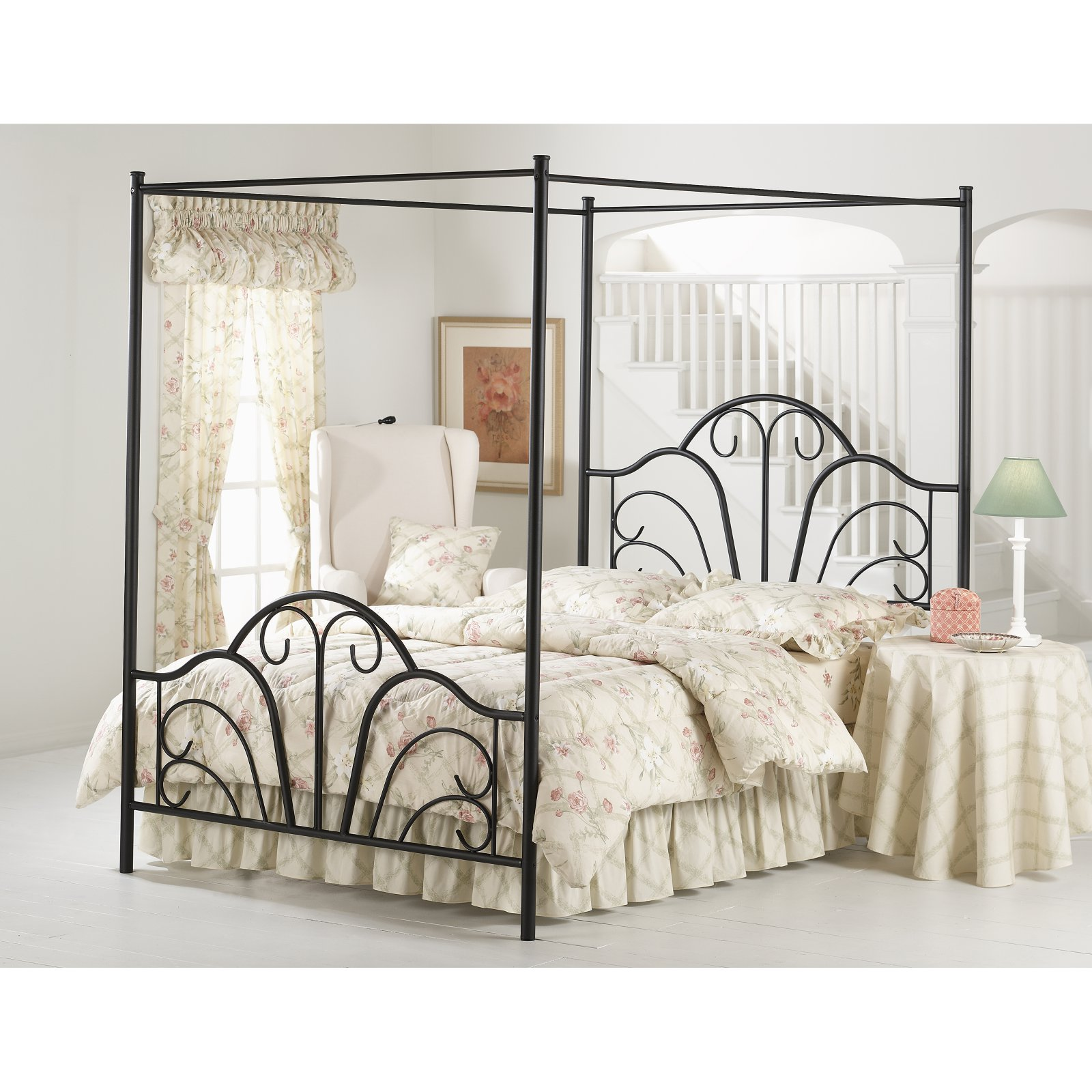 Hillsdale Dover Canopy Bed by
