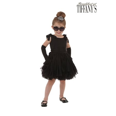 Toddler Breakfast at Tiffany's Holly Golightly Costume - Breakfast At Tiffany's Costume