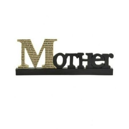 Mother - Best Friend Free Standing Decorative
