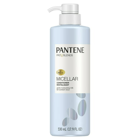 Pantene Pro-V Blends Micellar Conditioner Gentle Moisturizing Milk, 17.9 fl oz