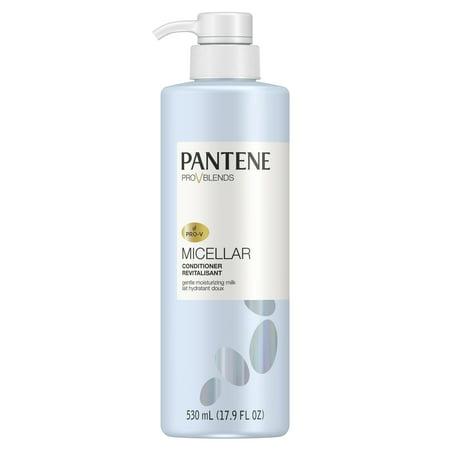 Pantene Pro-V Blends Micellar Conditioner Gentle Moisturizing Milk, 17.9 fl