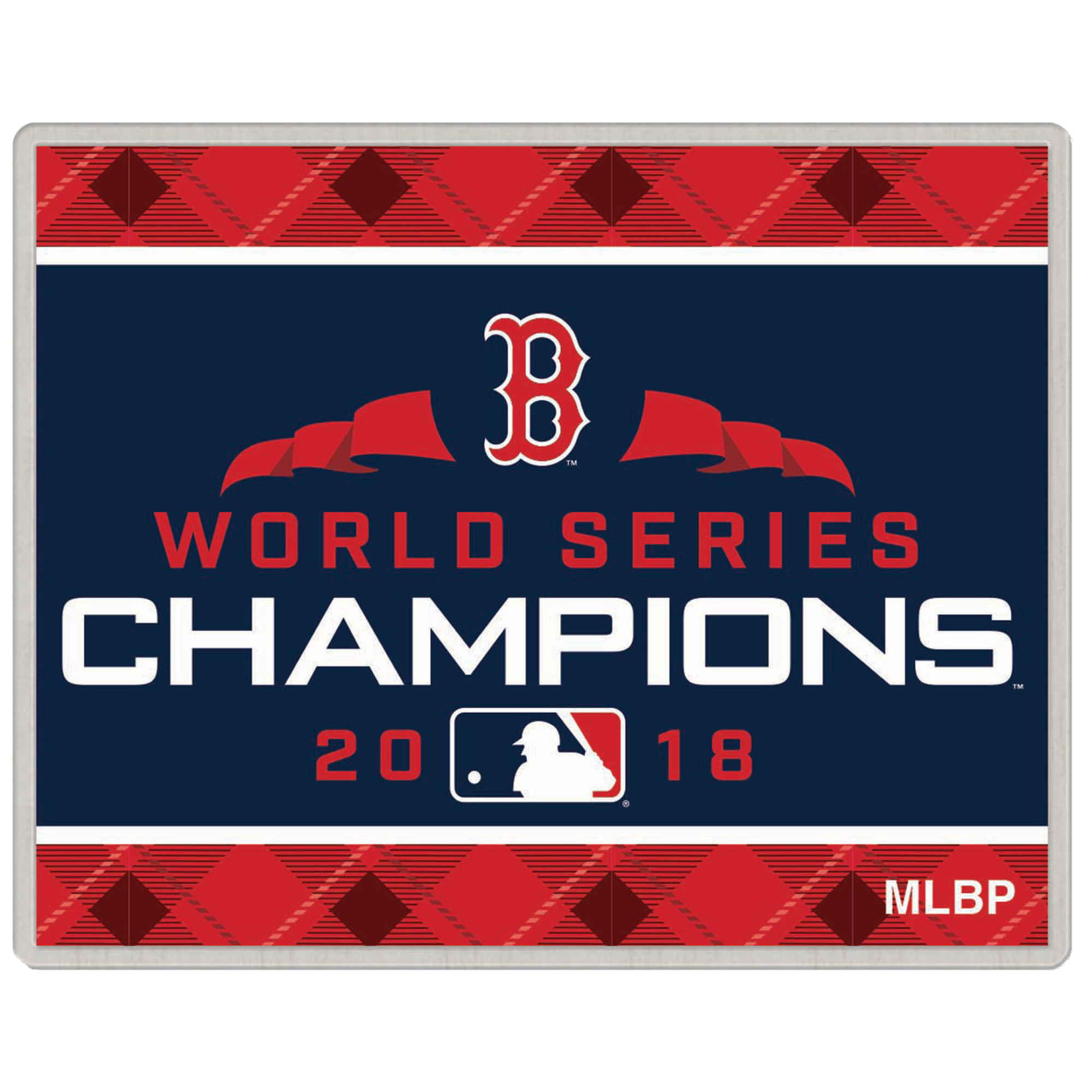 Boston Red Sox WinCraft 2018 World Series Champions Collector Pin - No Size