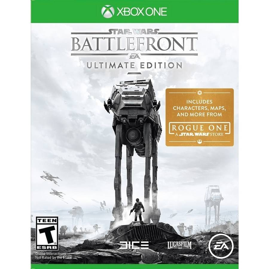 Star Wars Battlefront Ultimate Edition Bundle (Xbox One)