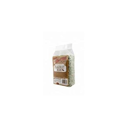 Bobs Red Mill Gourmet Flageolet Beans, 24 OZ (Pack of 4)