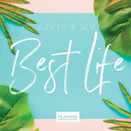 July 2019 - June 2020 Best Palms Best Life Large Monthly