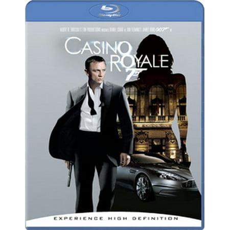 Casino Royale (Blu-ray)](Casino Royale Prom)