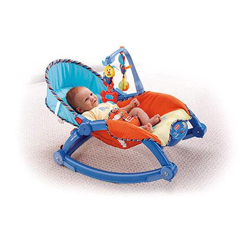 Fisher-Price - Newborn-to-Toddler Portable Rocker
