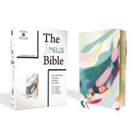 The Jesus Bible, NIV Edition, Leathersoft, Multi-Color/Teal, Comfort Print (Other)