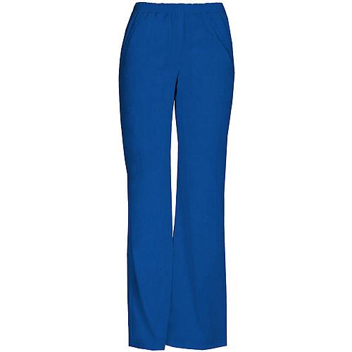SCRUBSTAR Women's Core Essentials Pull On Scrub Pant Petite