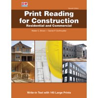 Print Reading for Construction : Residential and Commercial
