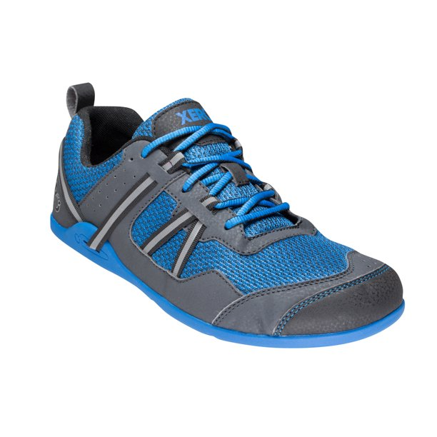 Xero Shoes Xero Shoes Prio Men S Minimalist Barefoot Trail And Road Running Shoe Fitness Athletic Zero Drop Sneaker Imperial Blue Walmart Com Walmart Com