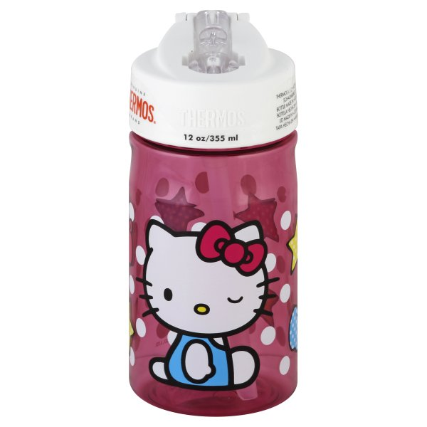 Thermos LLC, Thermos 12 Ounce Hello Kitty Bottle, 1 bottle