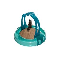 Bergan Turbo Scratcher Grooming Arch Cat Toy