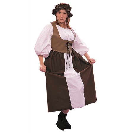 Renaissance Peasant Plus Size Female - Plus Size Renaissance Costume