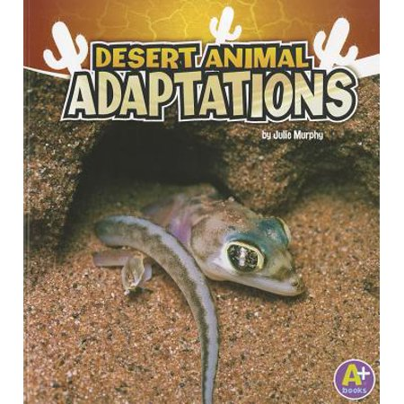 Desert Animal Adaptations - Desert Animals Adaptations