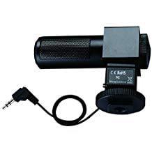 TAKSTAR SGC 698 Stereo Photography Shotgun Interview Recording Microphones for Nikon Canon Camera DSLR DV